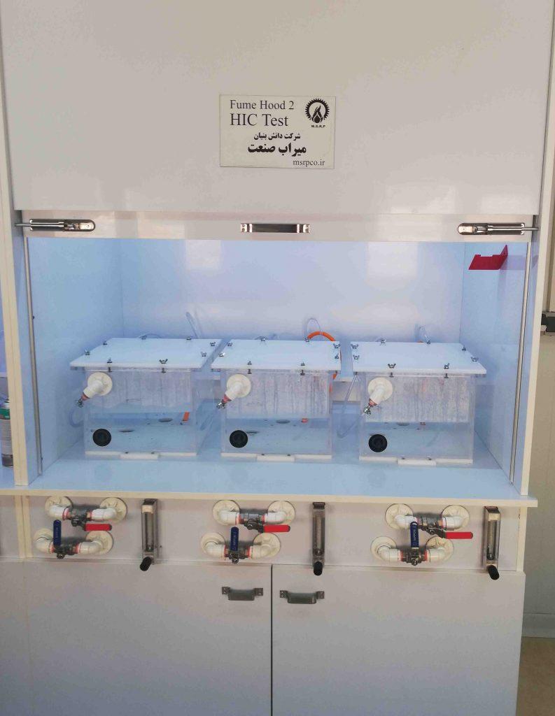 sensitivity to hydrogen crac